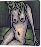 Nude 1 - 2010 Series Canvas Print