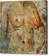 Nude 453130 Canvas Print