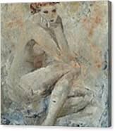 Nude 45314051 Canvas Print
