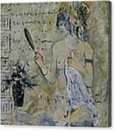 Nude 5650 Canvas Print