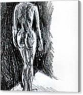 Nude  Canvas Print