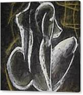Nude  Vii Canvas Print