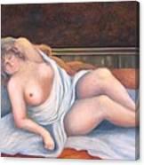 Nude Women Canvas Print