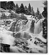 Nugget Falls Canvas Print