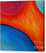Number 16 Canvas Print