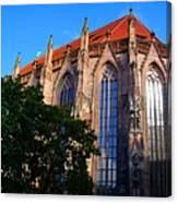 Nuremberg Cathedral Canvas Print