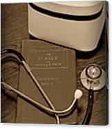 Nurse - The Care Giver Canvas Print