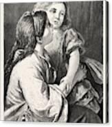 Nursery Tales Canvas Print
