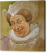 Nursie II Canvas Print