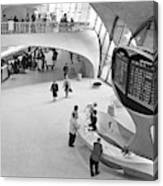 Nyc Airport, 1965 Canvas Print