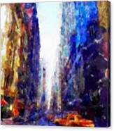 NYC Canvas Print