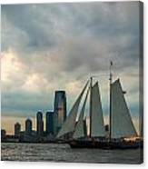 Nyc Pirates Canvas Print