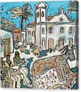 O Bumba-meu-boi De Tracunhaem Canvas Print