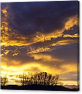 O Glorious Day Canvas Print