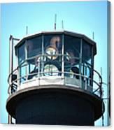 Oak Island Lighthouse Beacon Lights Canvas Print