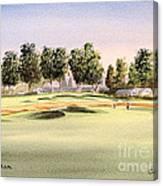 Oakmont Golf Course 14th Canvas Print