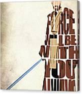 Obi-wan Kenobi - Ewan Mcgregor Canvas Print
