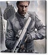 Oblivion Tom Cruise Canvas Print
