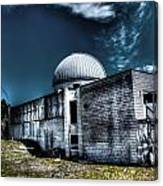 Observatory 6 Canvas Print