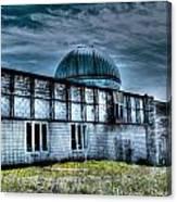Observatory 7 Canvas Print