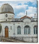 Observatory Canvas Print