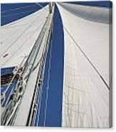 Obsession Sails 2 Canvas Print