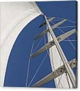 Obsession Sails 5 Canvas Print