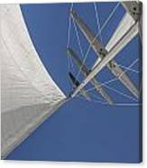 Obsession Sails 8 Canvas Print