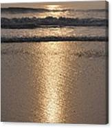 Obx Summer Sunrise Canvas Print