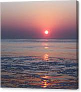 Oc Sunrise1 Canvas Print