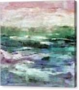 Ocean 2 Canvas Print