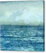 Ocean 3 Canvas Print