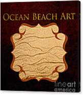 Ocean Beach Art Gallery Canvas Print