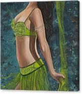 Ocean Dancer Canvas Print