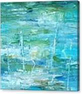 Ocean I Canvas Print