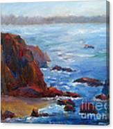 Ocean Light Canvas Print