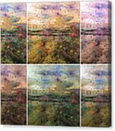 Ocean Morning V Canvas Print