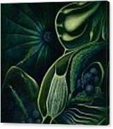 Ocean Mother Canvas Print