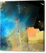 Ocean Sapphire 2 Canvas Print