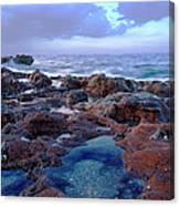 Ocean View II Canvas Print