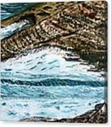Ocean's View. Canvas Print