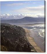 Oceanside Oregon Canvas Print