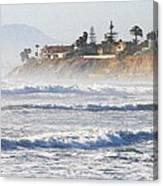 Oceanside California Canvas Print