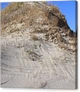 Ocracoke Island Dunes Nc Canvas Print