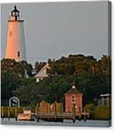 Ocracoke Island Canvas Print