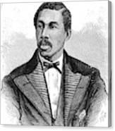 Octavius Catto (1839-1871) Canvas Print