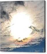 October Sky 2013 Canvas Print