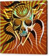 Ocupus Remix Canvas Print