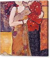 Ode To Klimt Canvas Print