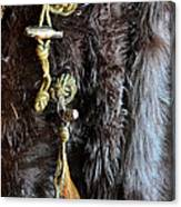 Of Fur And Rope Canvas Print